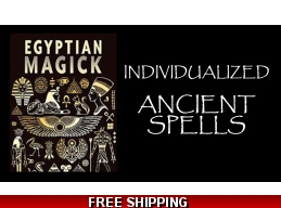 Personalized Kemetic Spells